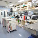 処置室(TREATING ROOM)