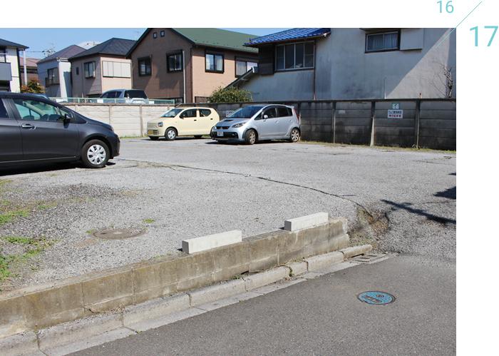 駐車場第二